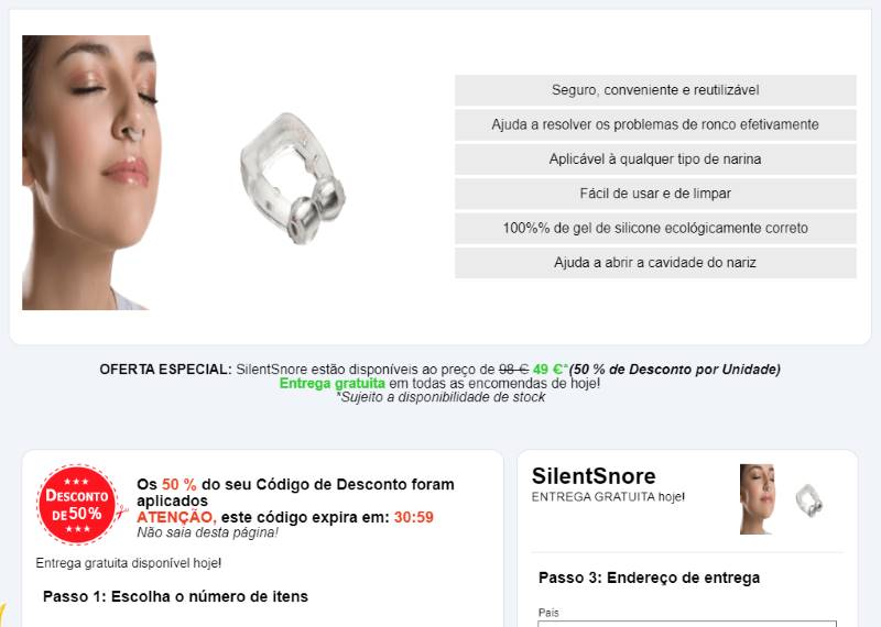 comprar Silent Snore