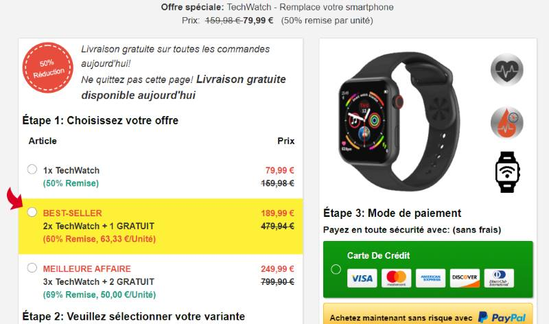 acheter TechWatch