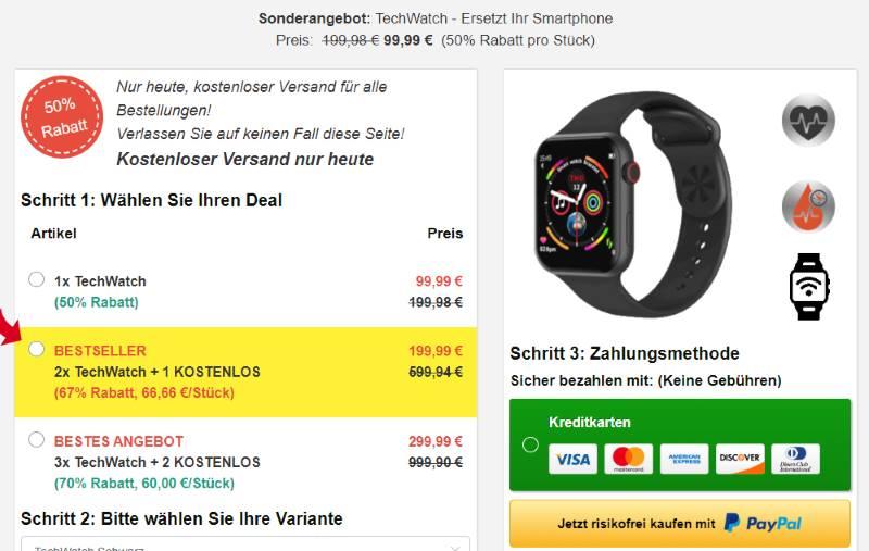 TechWatch kaufen