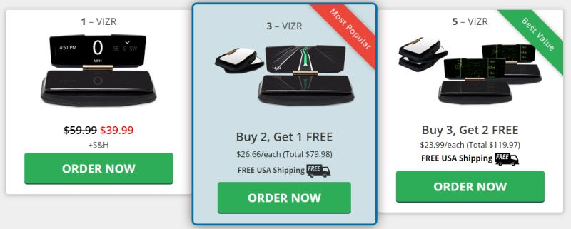 Buy Vizr