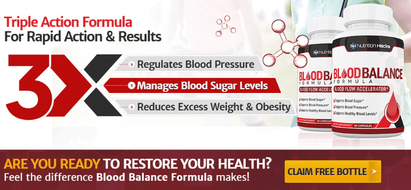 Buy Blood Balance Formula