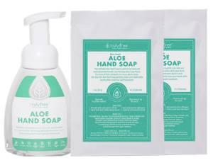 Truly Free Aloe Hand Soap