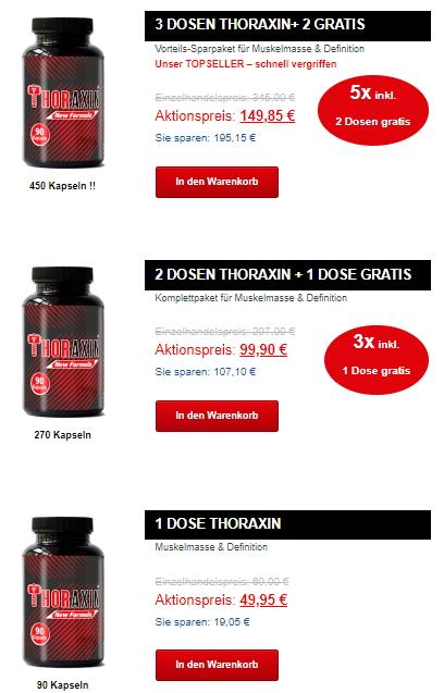 Kaufe Thoraxin