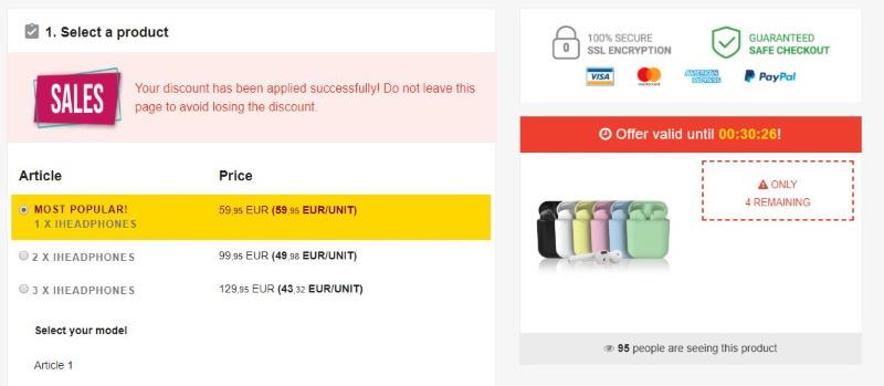 buy iHeadphones