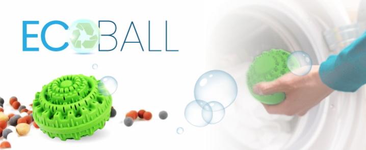 Ecoball Nutzung