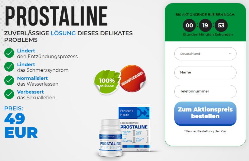 Prostaline 2 kaufen
