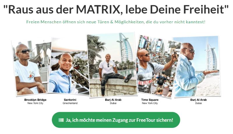 Kaufe das Matrixprinzip