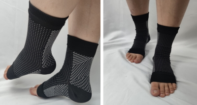 Ankle Fix Pro Nutzung