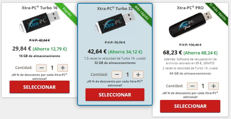 comprar Xtra-PC