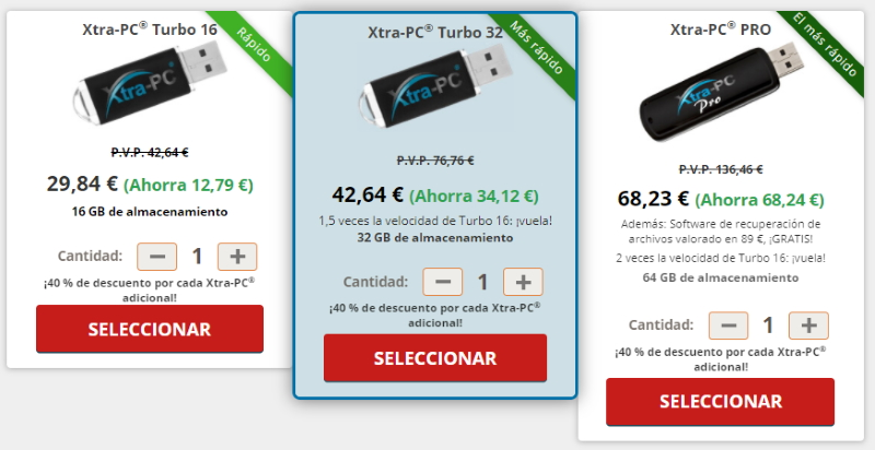 acquista Xtra-PC