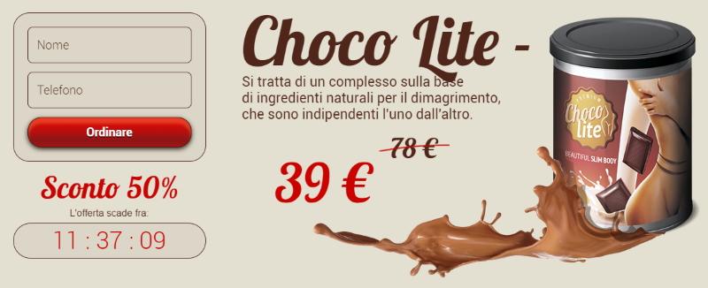 acquista Choco Lite