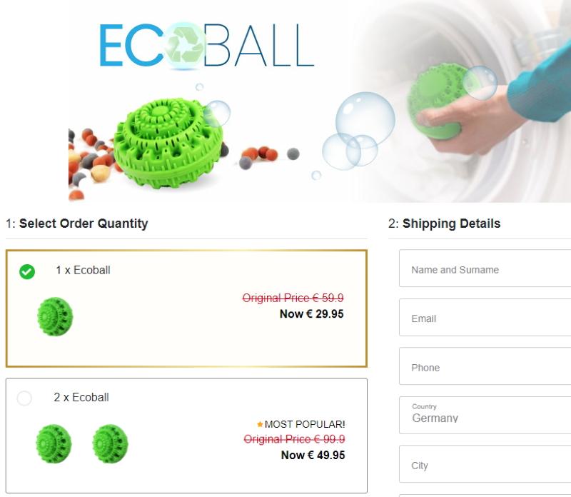 buy Ecoball