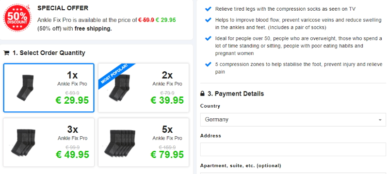 buy  Ankle Fix Pro